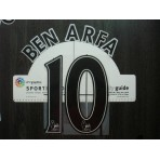 Official Newcastle Home 2012-13 Name Number