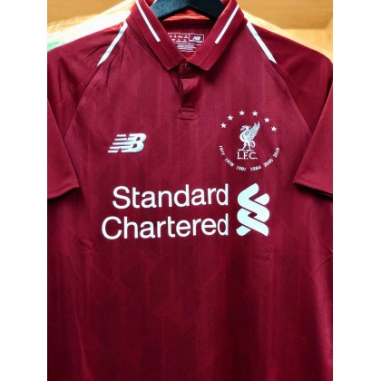 NEW BALANCE Liverpool FC 6 times collection 2018-19 Jersey