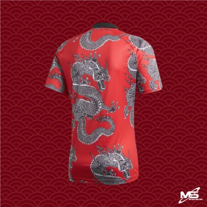 ADIDAS Manchester United FC Chinese New Year 2020 Jersey