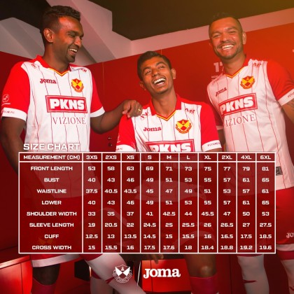 JOMA SELANGOR FA Away PLAYER ISSUE 2020 Jersey
