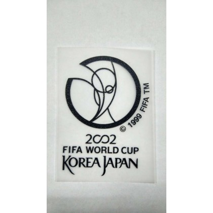 FIFA World Cup 2002 Reproduction Patch