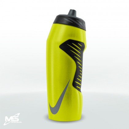 Nike Hyperfuel Squeeze 950 ml (32 oz) Water Bottle Volt Green