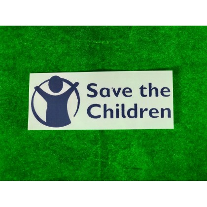 Official Atletico Madrid 3rd UCL SAVE THE CHILDREN 2019-20 Sponsor PRINT
