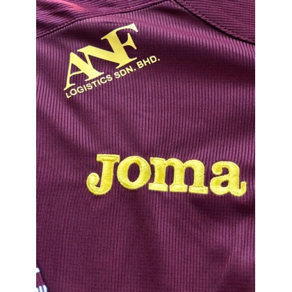 JOMA SELANGOR FA HOME PLAYER ISSUE 2020 Jersey