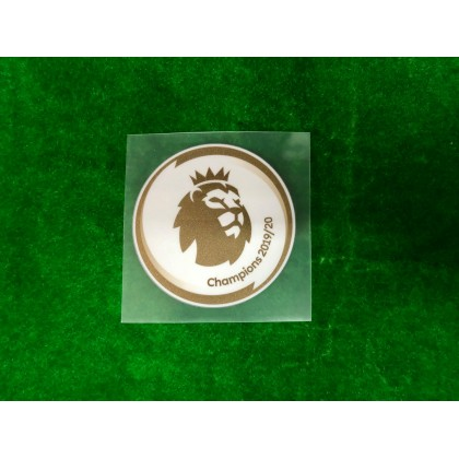 Official English Premier League CHAMPIONS 2019-20 REPLICA SIZE LIVERPOOL Patch