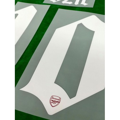 Official OZIL #10 Arsenal FC Home CUP 2020-21 PRINT