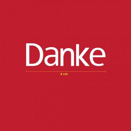 DANKE wording FC BAYERN 2019-20 UEFA CHAMPION LEAGUE