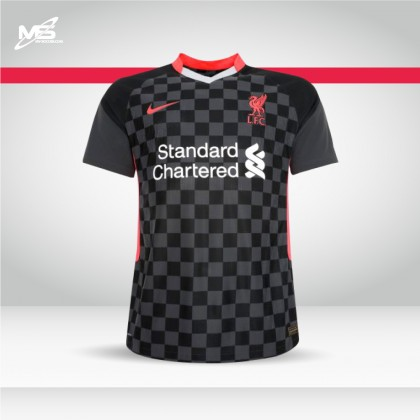 NIKE VAPORKNIT Liverpool FC 3rd 2020-21 AUTHENTIC Jersey