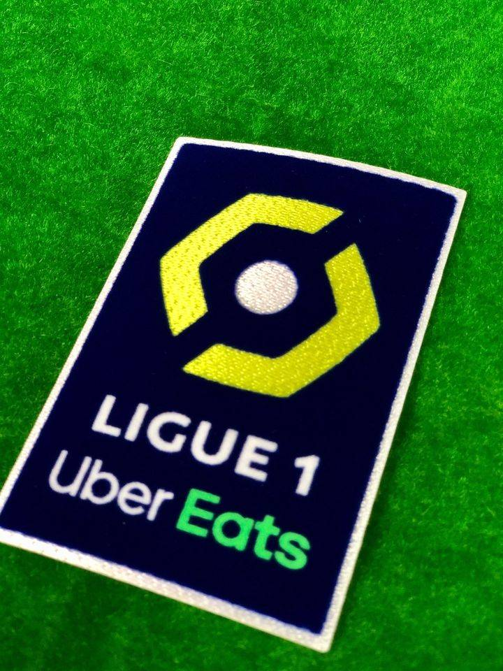 Official French Ligue 1 Uber Eats 2020 21 Patch