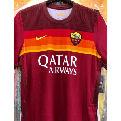 VAPORKNIT NIKE AS ROMA HOME 2020-21 AUTHENTIC Jersey