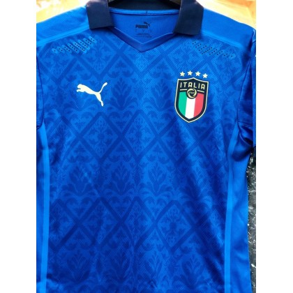 LIMITED BOXSET PUMA ITALY FIGC Home EURO 2020 2020-21 AUTHENTIC Jersey