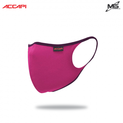 ACCAPI NN391 FAR INFRARED (FIR) MASK FUCHSIA