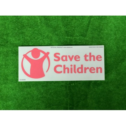 Official Atletico Madrid Away UCL SAVE THE CHILDREN 2020-21 Sponsor PRINT