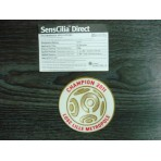 Official French Ligue 1 2010-11 Champion Lille Home Senscillia Patch