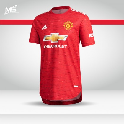 Chinese New Year 2021 HEAT.RDY ADIDAS Manchester United FC Home AUTHENTIC Jersey
