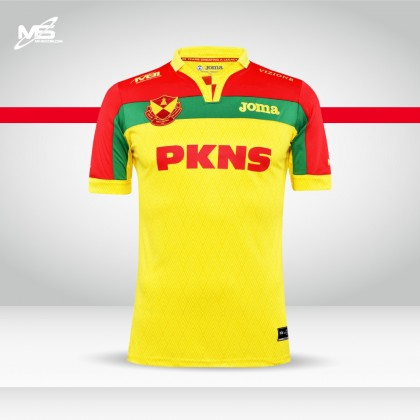 JOMA SELANGOR FC HOME PLAYER ISSUE 2021 Jersey