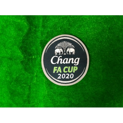 OFFICIAL PLAYER ISSUE CHANG THAI FA CUP 2020/21 Patch