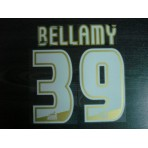 Official NPower BELLAMY #39 Cardiff City Home 2012-13 PU