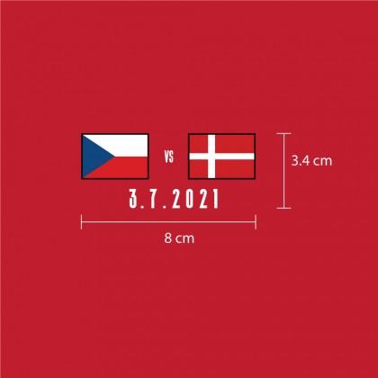 Czech Republic Vs Denmark 03.07.2021 EURO 2020 Quarter Finals Match Details (for Czech Republic)