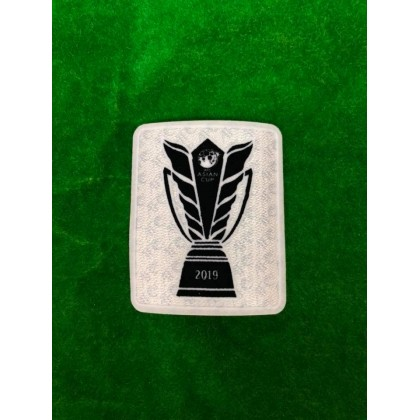 Official AFC ASIAN CUP UAE 2019 Patches