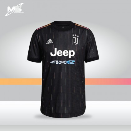 ADIDAS HEAT.RDY JUVENTUS FC AWAY 2021-22 AUTHENTIC Jersey