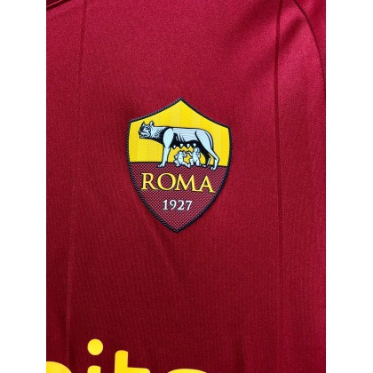 ELITE NEW BALANCE AS ROMA Home 2021-22 AUTHENTIC Jersey