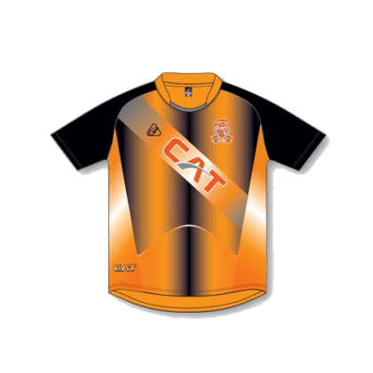 EGO SPORT Club Collection: CAT FUTSAL Club Home Jersey