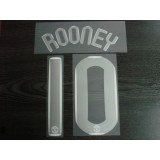 Official Manchester United Home UCL 2007-08 MOSCOW FINAL PRINT