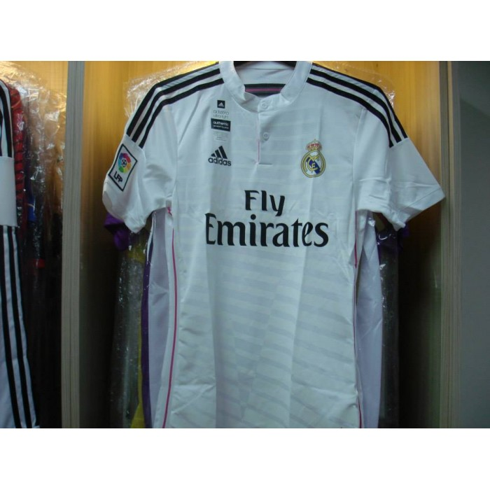 check out 45350 b906b ADIZERO PLAYER EDITION Real Madrid Home 2014-15 Jersey