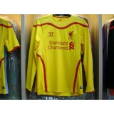 WARRIOR Liverpool Away 2014-15 Jersey LS