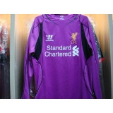 WARRIOR Liverpool Home GOALKEEPER LS 2014-15 Jersey
