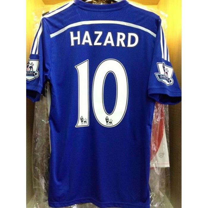 ADIZERO PLAYER VERSION Chelsea Home 2014-15 Jersey SS 7068af78c