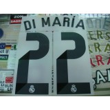 Official Real Madrid Home 2014-15 Name and Numbering SPORTING ID PRINT
