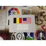 Belgium Vs USA Round of 16 WC 2014 Match Details for Belgium Home Jersey