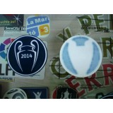 Official Real Madrid UCL Champion 2014 Senscilia Lextra Patch