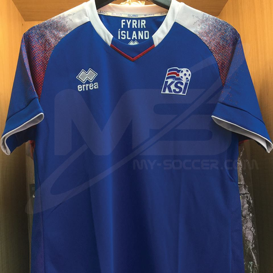4099736b0 ERREA ICELAND Home World Cup 2018 Jersey