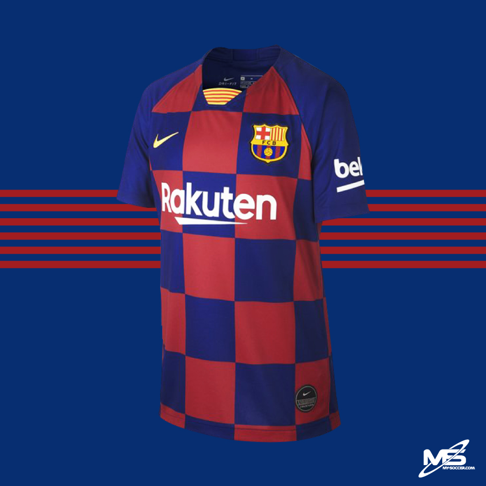 low priced 68a68 61f3c NIKE FC Barcelona Home 2019-20 Stadium Jersey